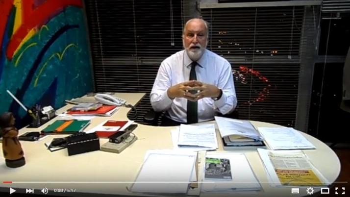 Vídeo: Direto do Plenário sobre as denuncias contra o vereador Andrea Matarazzo