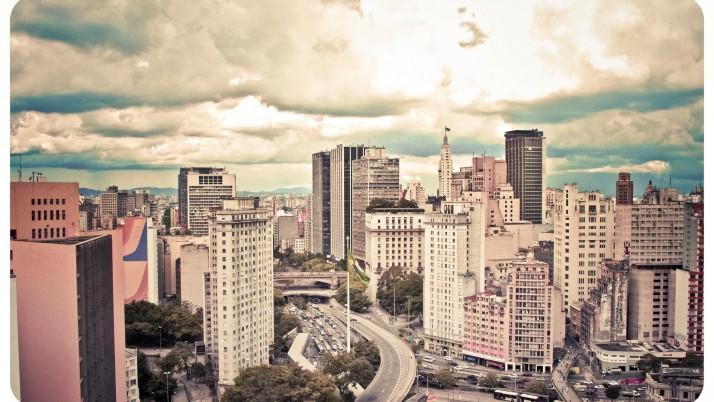 São, São Paulo, Meu amor