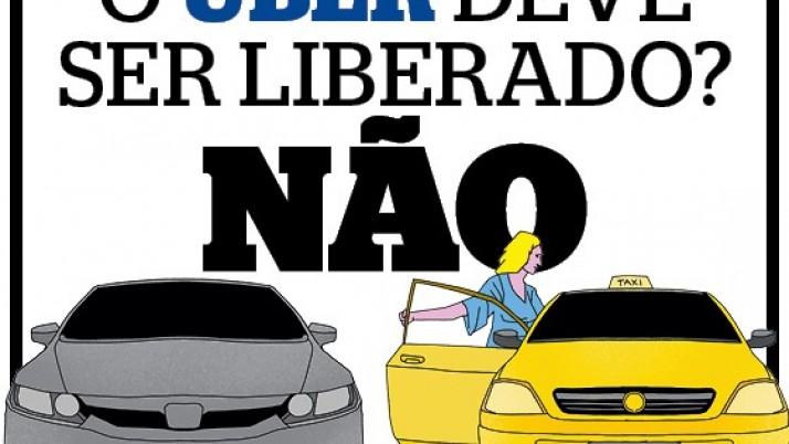 IDEIAS: O Uber deve ser liberado?