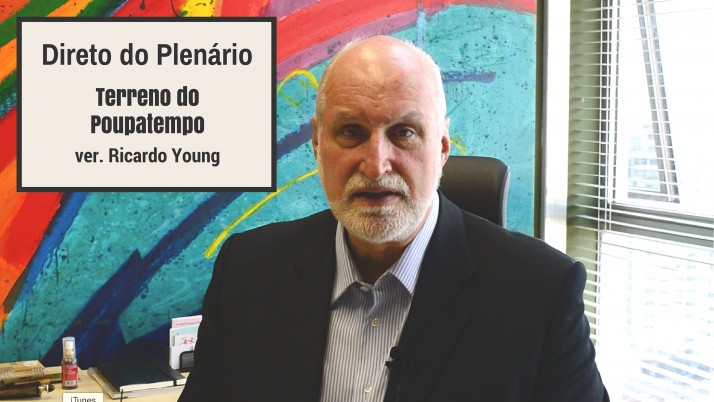 Vídeo: Direto do Plenário sobre o Terreno do Poupatempo