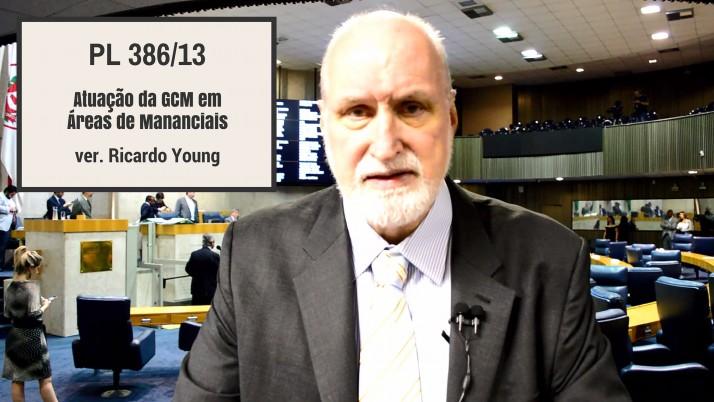 Vídeo: Sobre a aprovação do PL 386/13