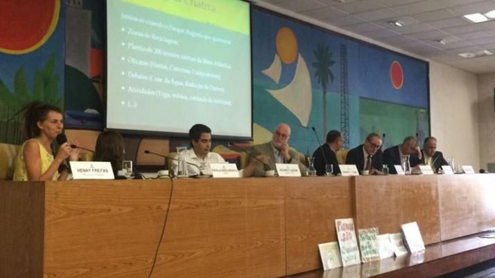 Comissão do Meio Ambiente debate a Nova Lei de Zoneamento e Áreas Verdes