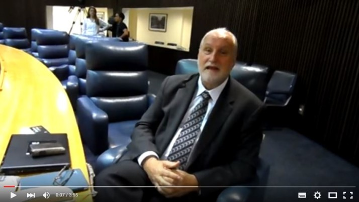 Vídeo: Direto do Plenário sobre as CPIs dos Transporte na Câmara e na ALESP