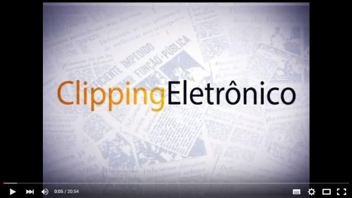 Vídeo: Ricardo Young comenta as principais notícias do dia no Clipping Eletrônico da TV Câmara (Parte 2)