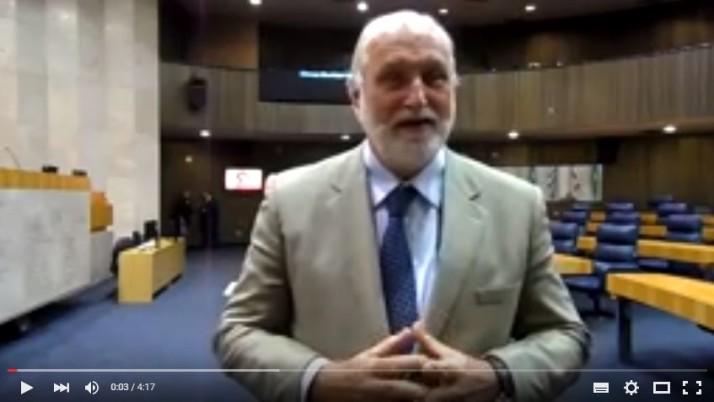 Vídeo: Direto do Plenário sobre a mesmice nas Sessões