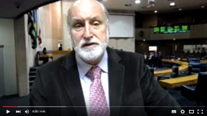 Vídeo: Direto Plenário – Quem é Amorim?