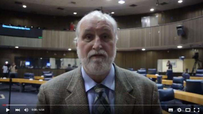 Vídeo: Direto do Plenário sobre Plano Diretor, enfim aprovado!