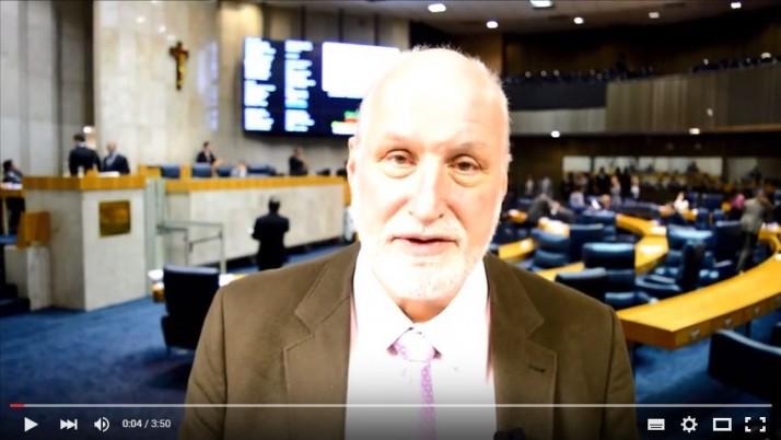 Vídeo: Direto do Plenário sobre a mudança na Lei Orgânica
