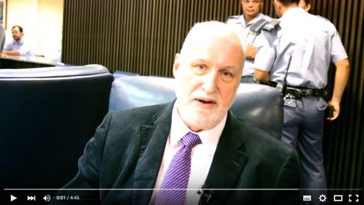 Vídeo: Direto do Plenário sobre a Operação Urbana Faria Lima e PL dos Corredores