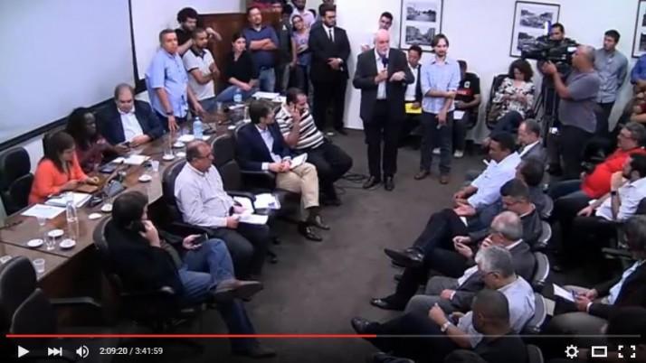 Vídeo: Segunda Paulistana: Diálogos sobre soluções para os serviços de transporte individual na cidade