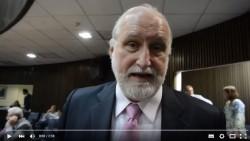 Vídeo: Direto do Plenário sobre o PL Rios e Ruas