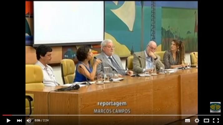 Vídeo: Frente pela Sustentabilidade discute situação dos parques da capital