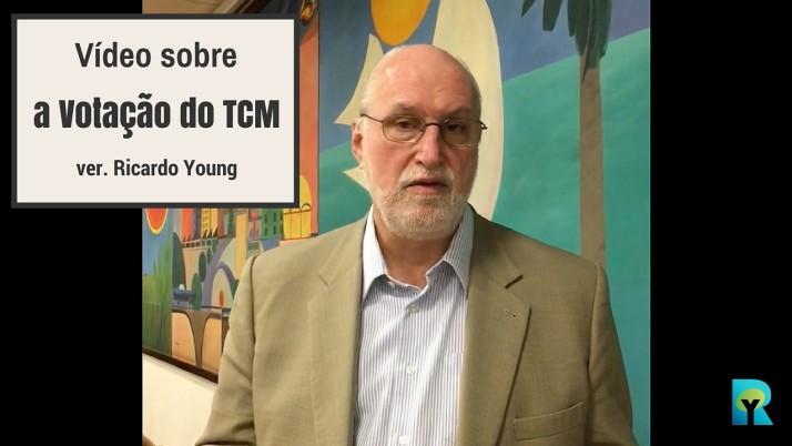 Vídeo: Votação em 2a. do aumento do TCM