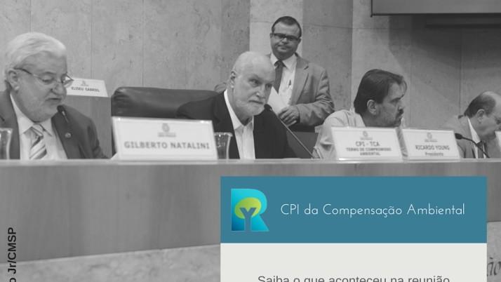 CPI da Compensação Ambiental discute impactos da supressão do verde na fauna