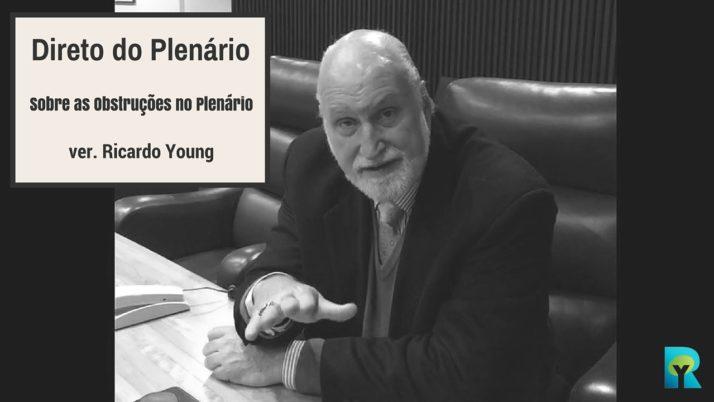 Vídeo: Direto do Plenário – Obstruções que barram o trabalho legislativo