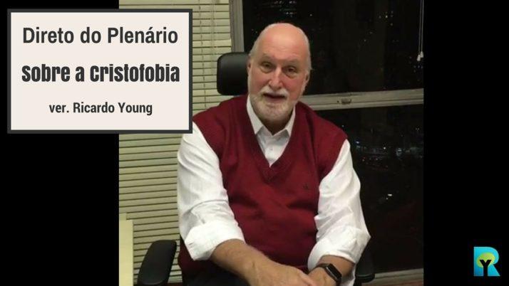 Vídeo: Direto do Plenário sobre a Cristofobia