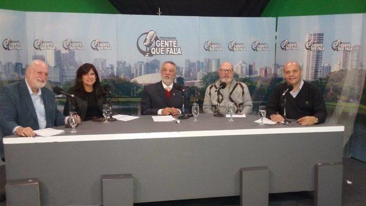 Vídeo: Entrevista para o programa Gente que Fala da AllTV