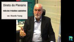 Vídeo: Direto do Plenário sobre o início do semestre legislativo