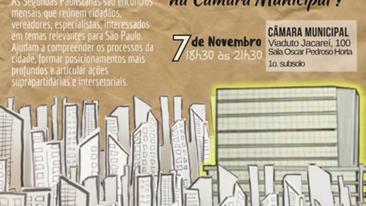 Segundas Paulistanas – Qual nosso legado?